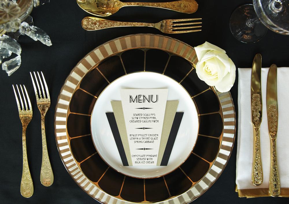Gatsby Wedding | Jemima Hetherington & Gatsby Party Ideas - Lessons - Tes Teach